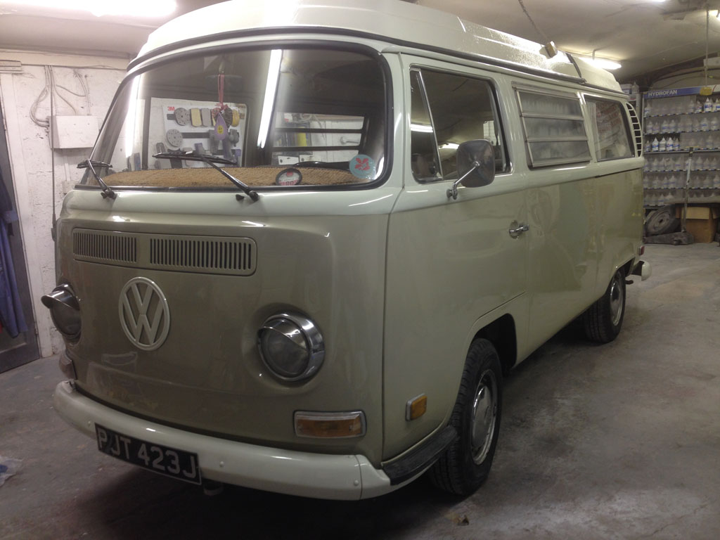 Bodycraft Gallery Vw Camper Van Restoration Beige Version
