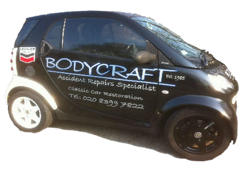 Bodycraft Smart Car