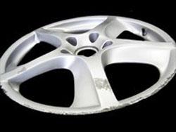 Classic Car Alloy Wheel Refurbishment